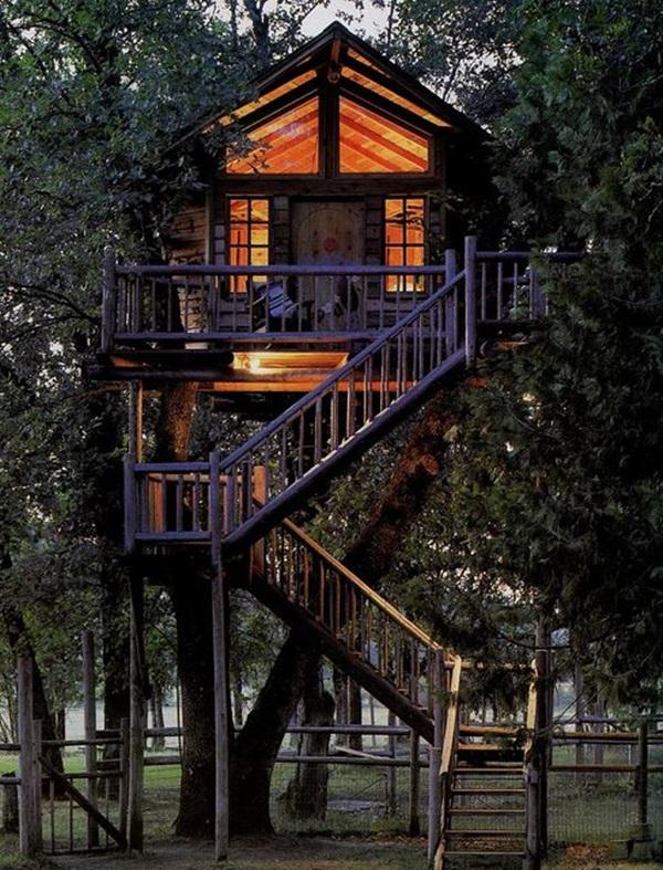 Beautiful Tree House Ideas (16)
