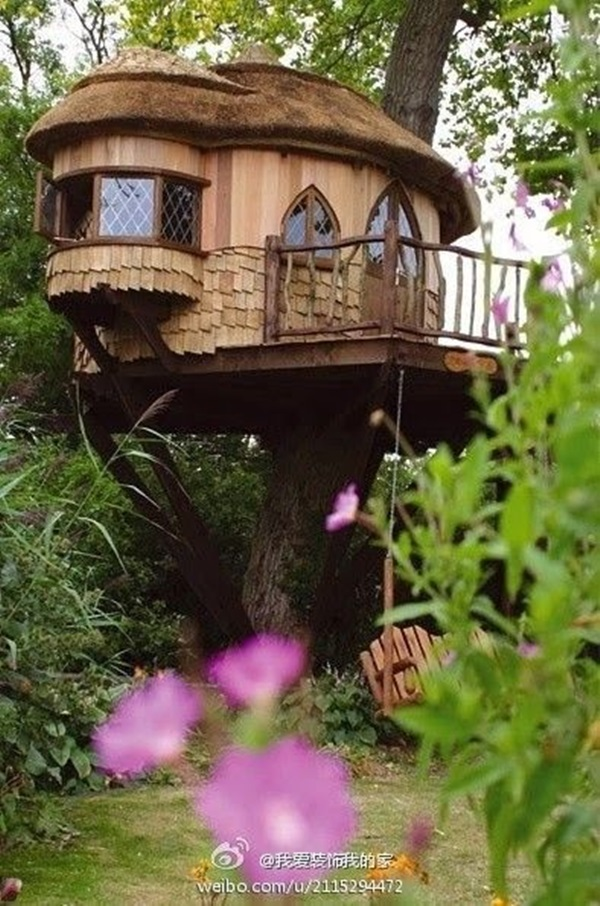 Beautiful Tree House Ideas (17)