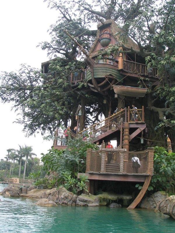 Beautiful Tree House Ideas (18)