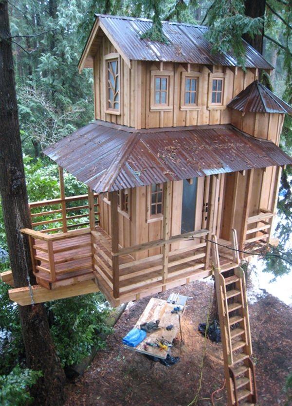 Beautiful Tree House Ideas (20)