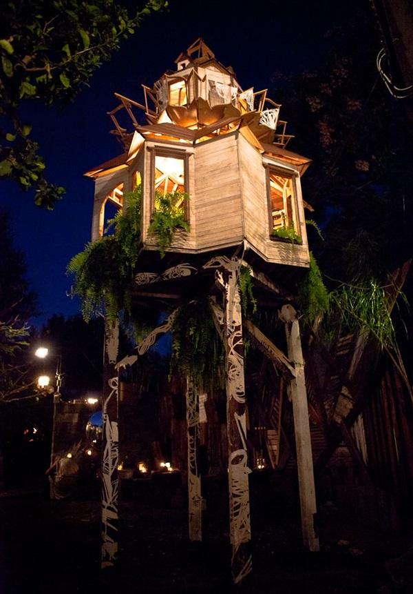 Beautiful Tree House Ideas (21)