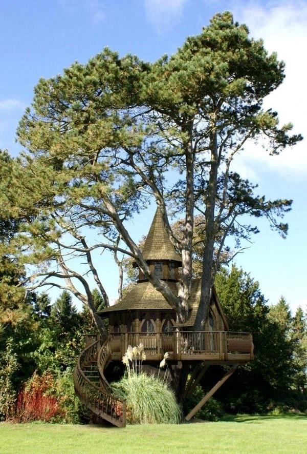 Beautiful Tree House Ideas (22)