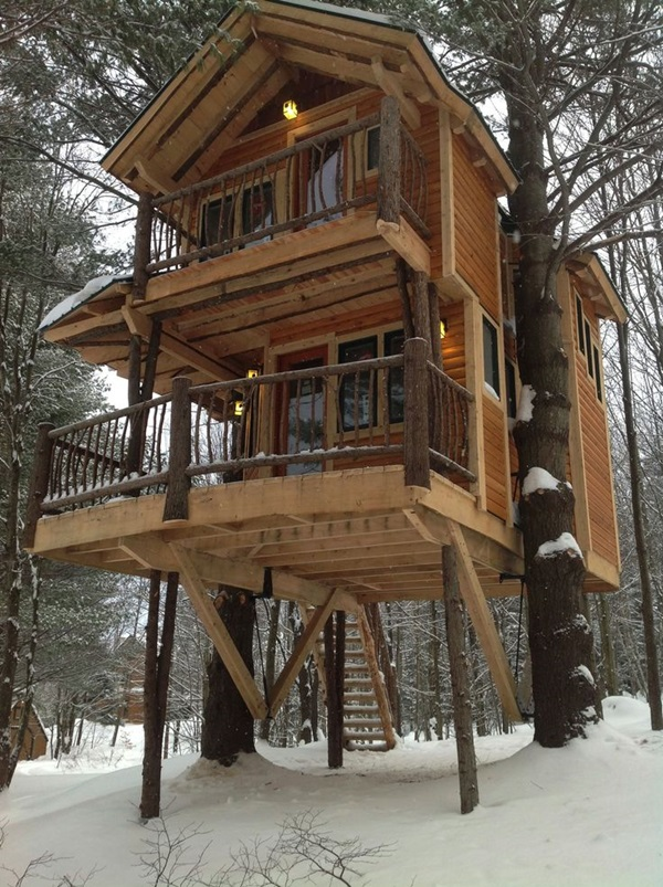 Beautiful Tree House Ideas (24)