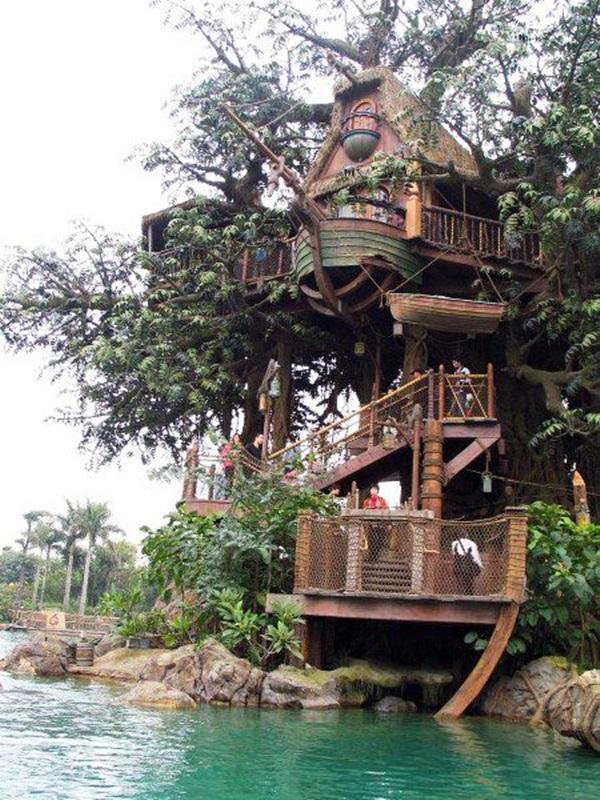 Beautiful Tree House Ideas (25)