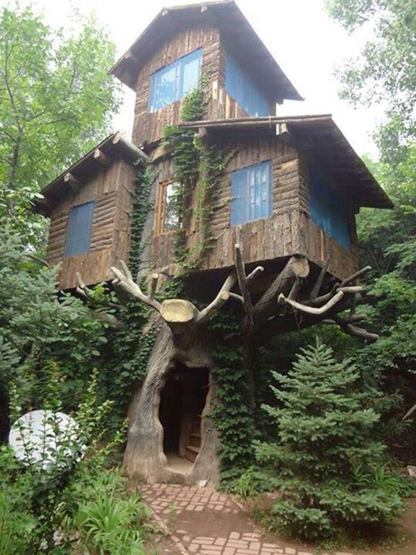 Beautiful Tree House Ideas (27)