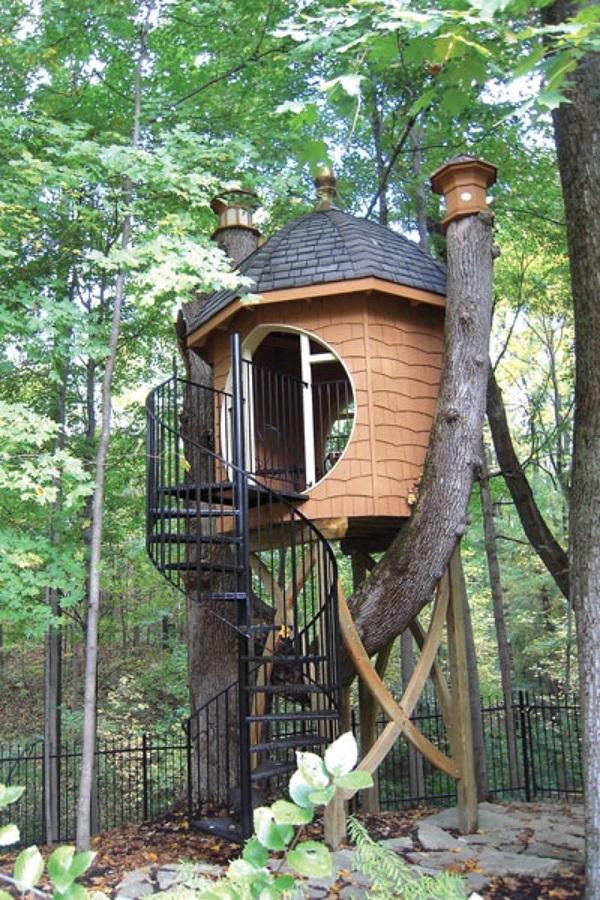 Beautiful Tree House Ideas (28)