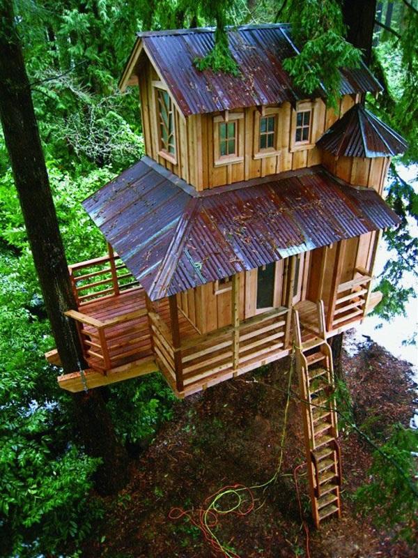 Beautiful Tree House Ideas (29)