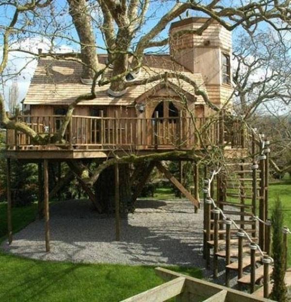 Beautiful Tree House Ideas (30)