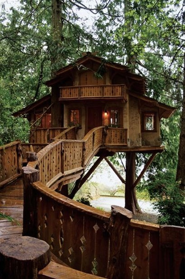 Beautiful Tree House Ideas (31)