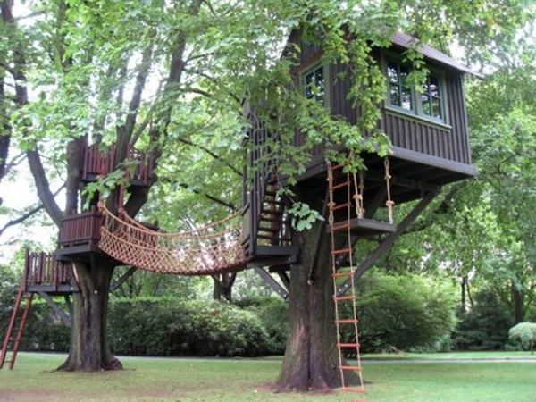 Beautiful Tree House Ideas (5)