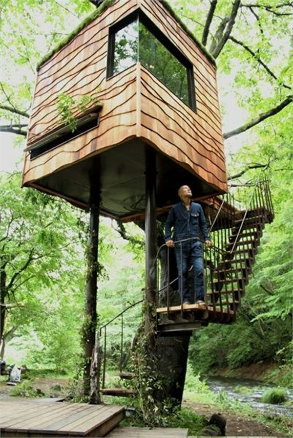 Beautiful Tree House Ideas (6)