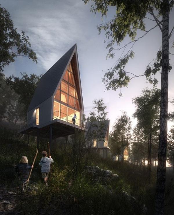 Beautiful Tree House Ideas (9)