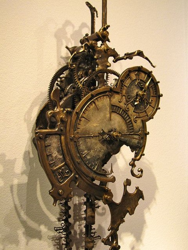Cool Steampunk Art Ideas which will blow your mind (1)