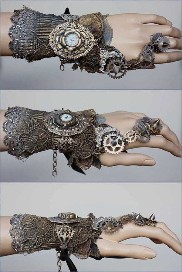 Cool Steampunk Art Ideas which will blow your mind (10)