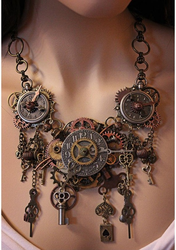Cool Steampunk Art Ideas which will blow your mind (34)