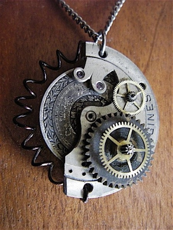 Cool Steampunk Art Ideas which will blow your mind (43)