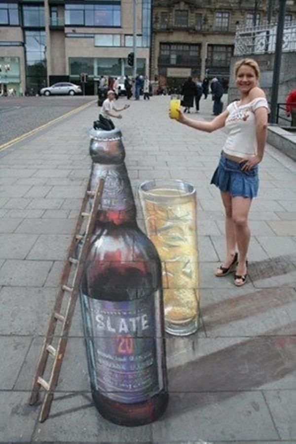 Creative Chalk Art Examples (18)