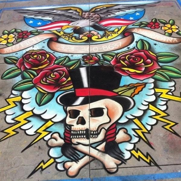Creative Chalk Art Examples (25)