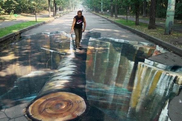 Creative Chalk Art Examples (3)
