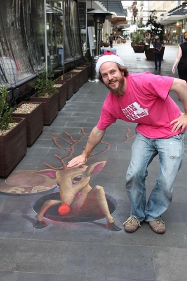 Creative Chalk Art Examples (30)