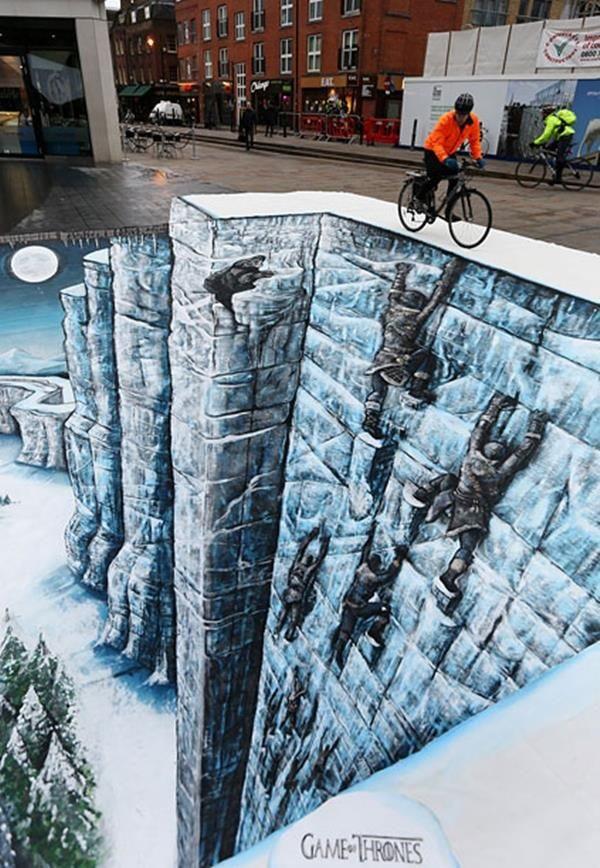 Creative Chalk Art Examples (32)