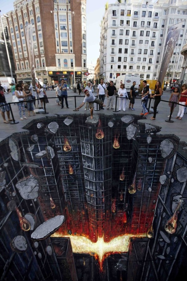 Creative Chalk Art Examples (4)