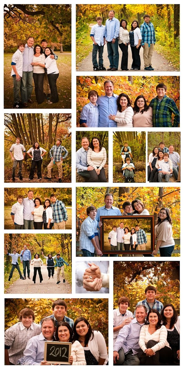 Creative Way to take Family Pictures (24)