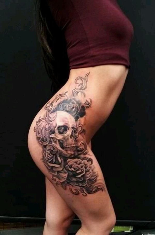 Hip tattoo designs (3)