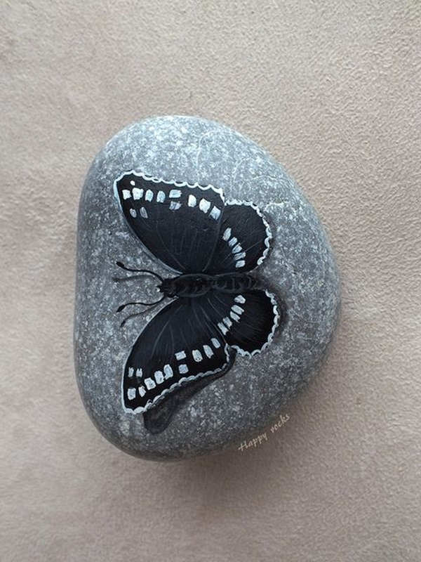 Pictures of painted rocks (17)