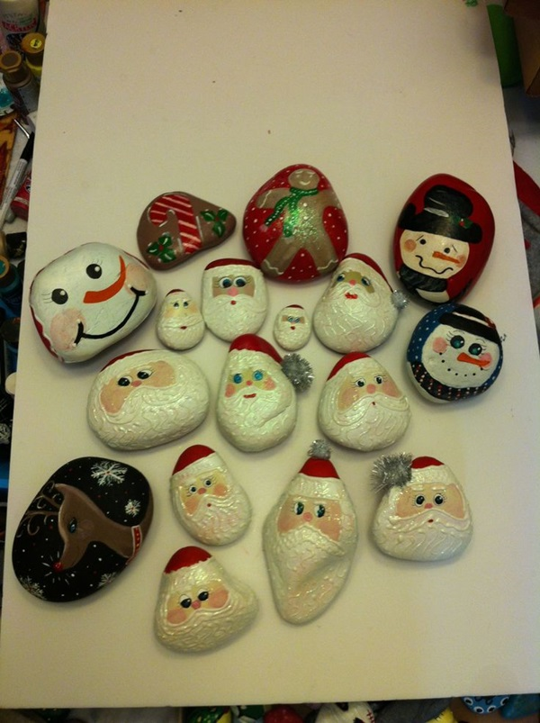 Pictures of painted rocks (22)