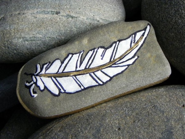 Pictures of painted rocks (33)