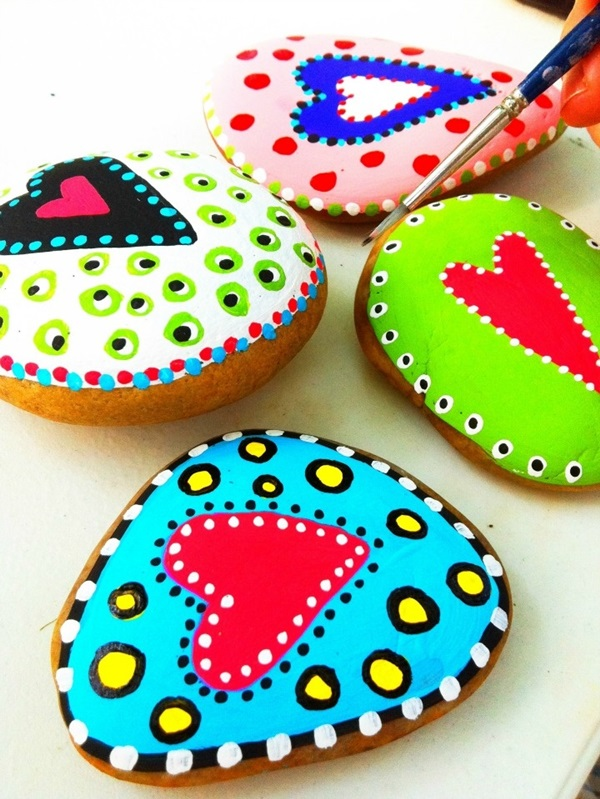 Pictures of painted rocks (43)