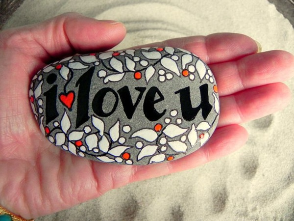 Pictures of painted rocks (44)