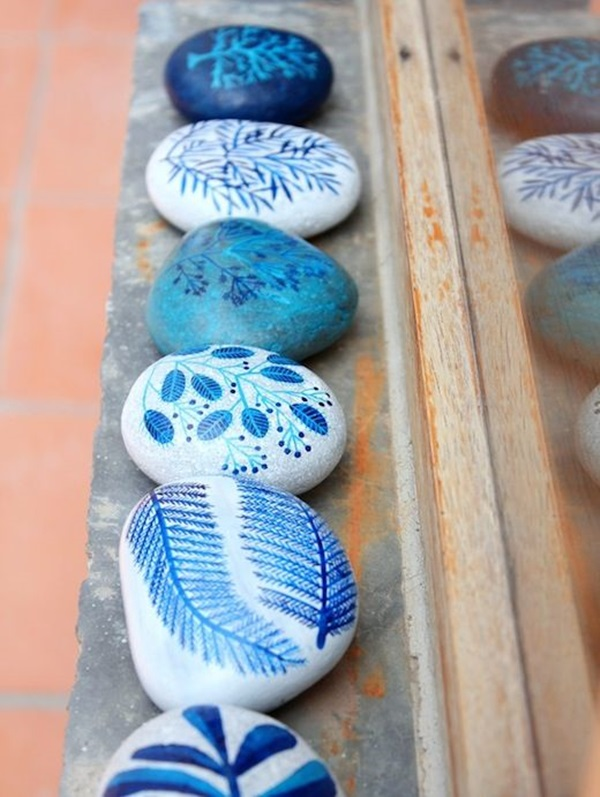 Pictures of painted rocks (45)