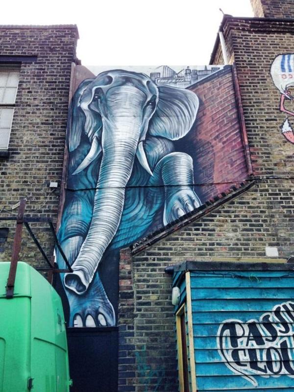 Stunning Examples of Street Art (10)