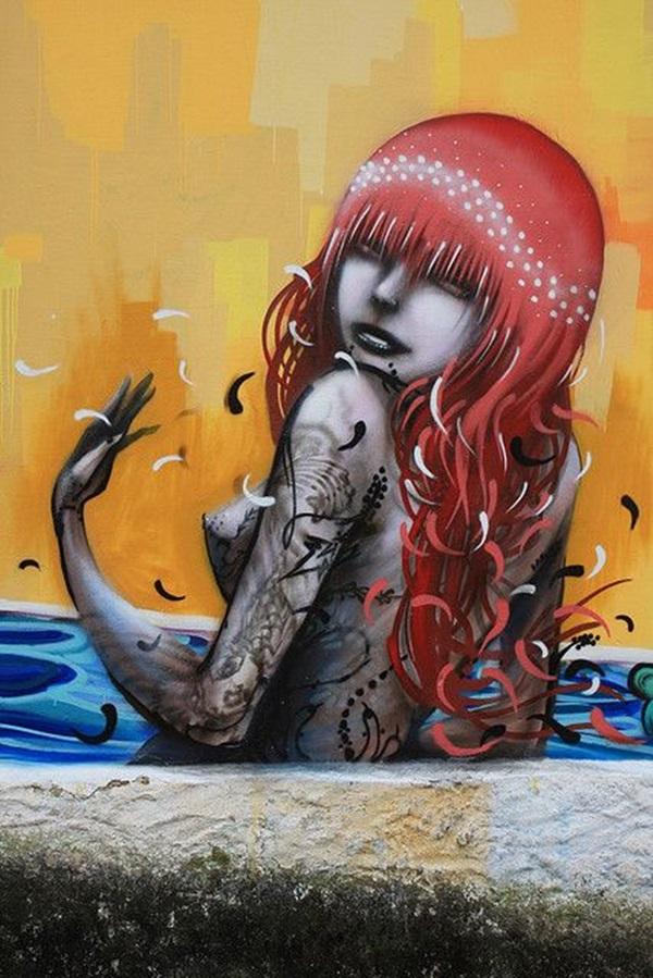 Stunning Examples of Street Art (11)