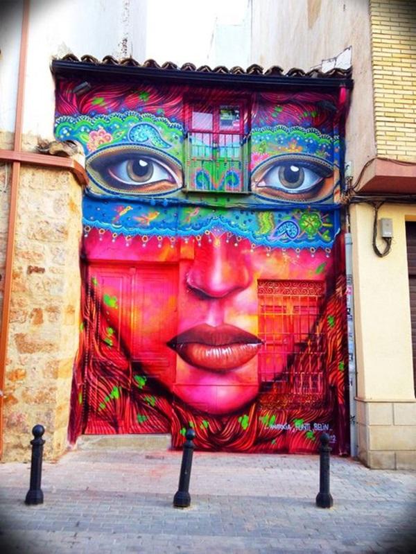 Stunning Examples of Street Art (14)