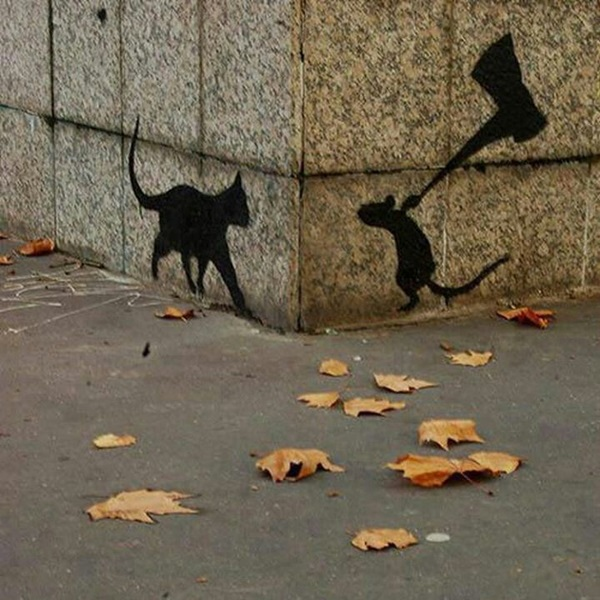 Stunning Examples of Street Art (35)
