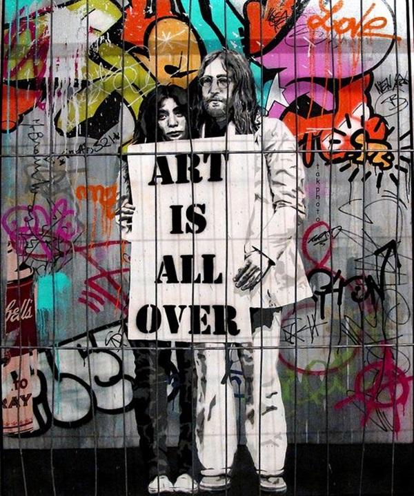 Stunning Examples of Street Art (8)