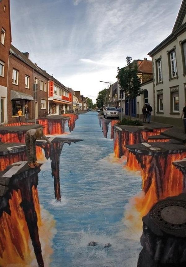 Stunning Examples of Street Art (9)