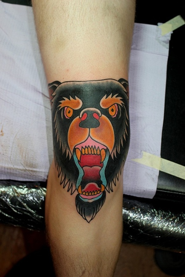 Amazing knee tattoo Design Ideas (11)