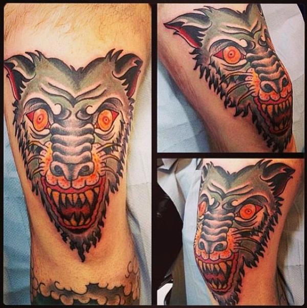 Amazing knee tattoo Design Ideas (19)
