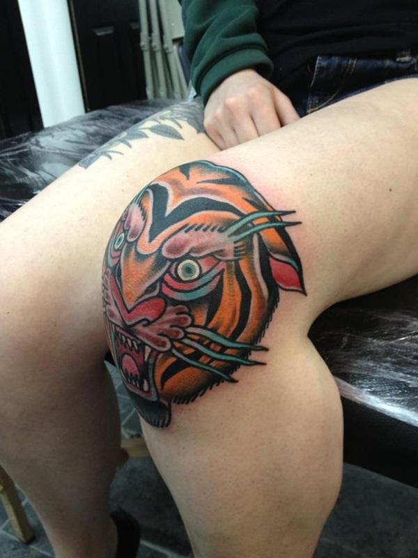 Amazing knee tattoo Design Ideas (29)