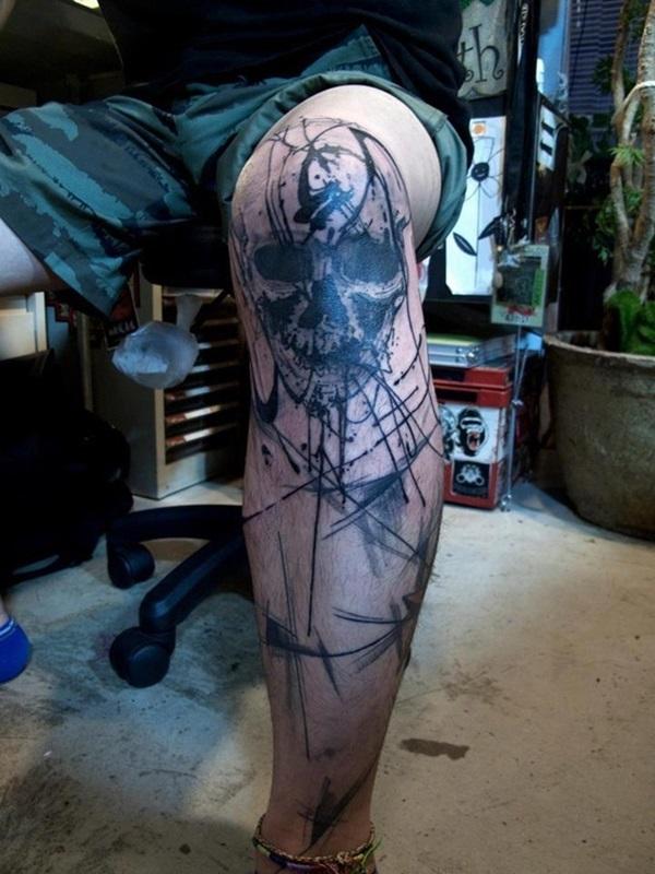 Amazing knee tattoo Design Ideas (32)