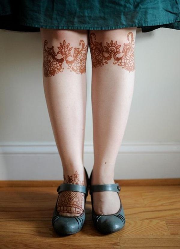 Amazing knee tattoo Design Ideas (36)