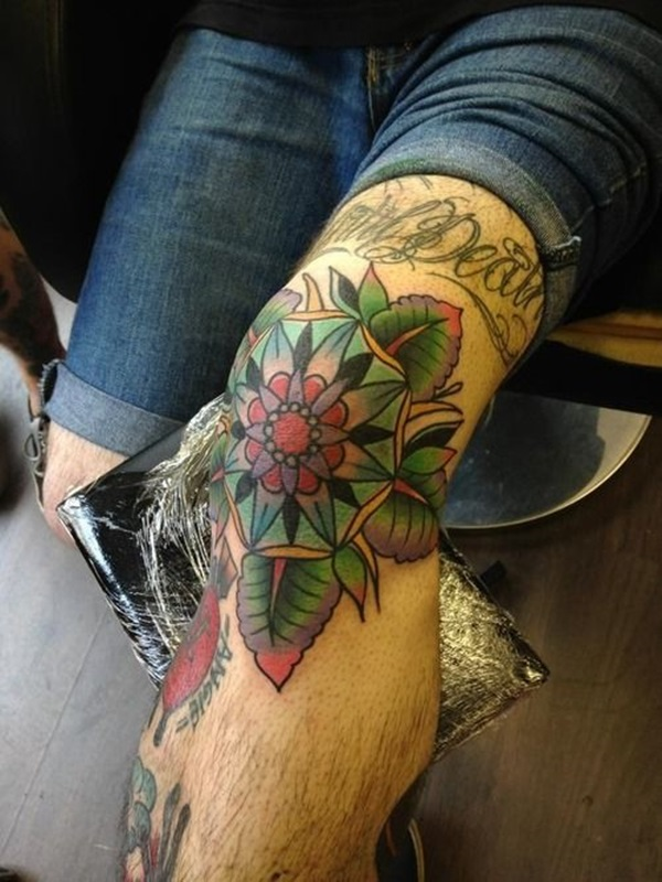 Amazing knee tattoo Design Ideas (40)
