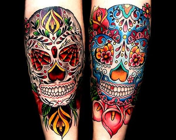 Amazing knee tattoo Design Ideas (41)