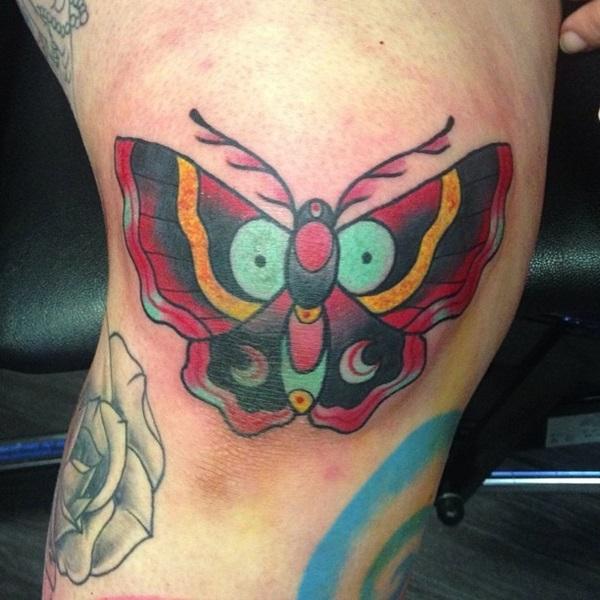 Amazing knee tattoo Design Ideas (50)