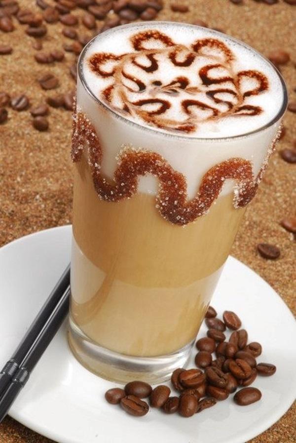 Beautiful coffee art examples (1)