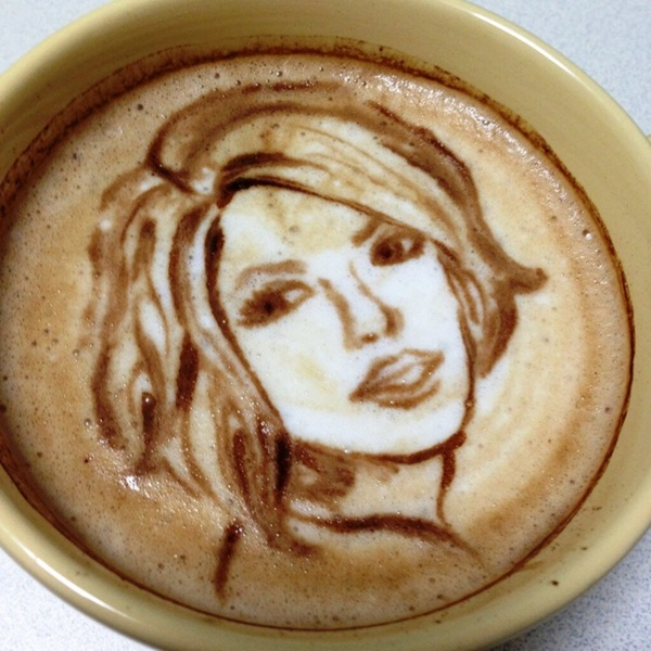 Beautiful coffee art examples (102)